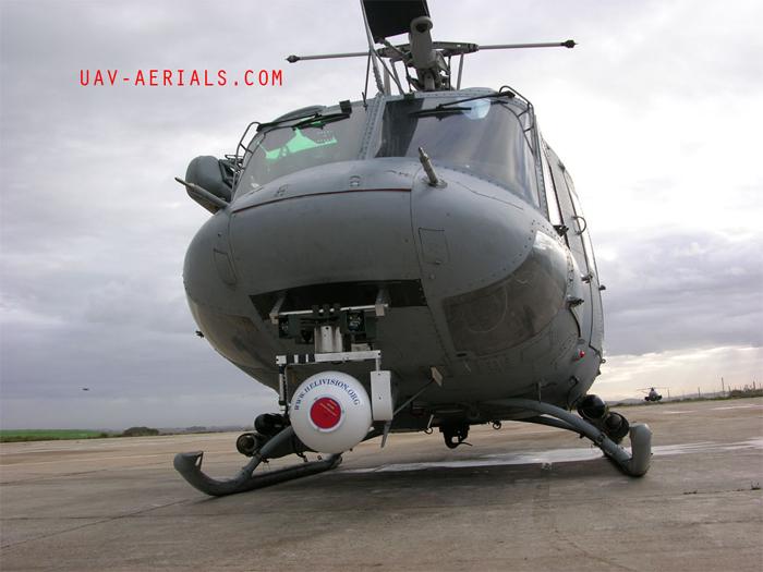 helicóptero con bola