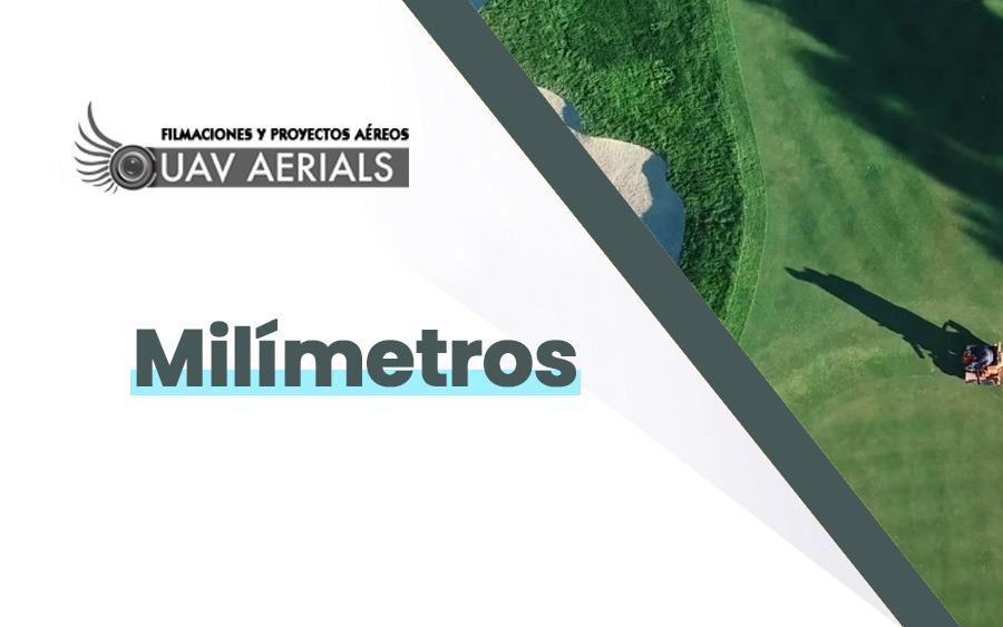 milímetros uav aerials